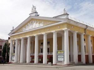 Брянск театр | Охрана ЧОП Элита